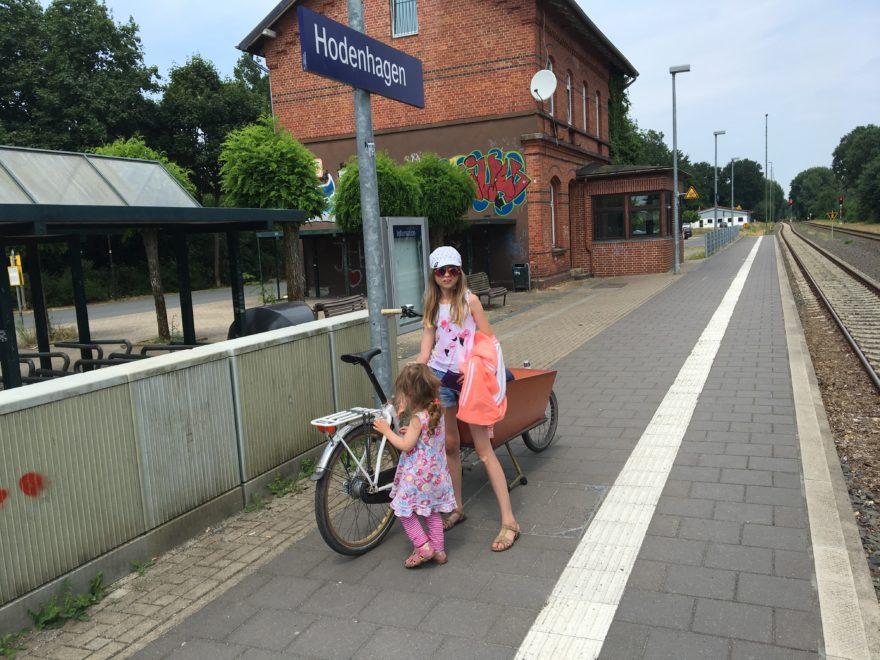 Bahnhof Hodenhagen